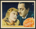 """Movie Posters:Romance, The Emperor's Candlesticks (MGM, 1937). Lobby Card (11"""" X 14""""). Romance.. ..."""
