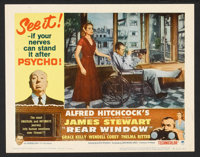 """Rear Window (Paramount, R-1962). Lobby Card Set of 8 (11"""" X 14""""). Hitchcock. ... (Total: 8 Items)"""