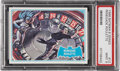 "Non-Sport Cards:Singles (Post-1950), 1966 Topps Batman B Series #12 ""Renegade Roulette"" PSA Mint 9...."