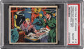 Non-Sport Cards:Singles (Pre-1950), 1939 R156 True Spy Stories #12 PSA NM-MT 8 - Pop 1-of-1, HighestGraded Known!...