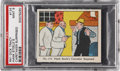 Non-Sport Cards:Singles (Pre-1950), 1937 R41 Dick Tracy #134 PSA Mint 9....