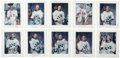 Autographs:Celebrities, Skylab 1, 2, & 3 Crew-Signed Individual White Spacesuit ColorPhotos.... (Total: 10 Items)