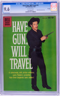 Silver Age (1956-1969):Western, Have Gun, Will Travel #5 File Copy (Dell, 1960) CGC NM+ 9.6Off-white pages....
