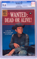 Silver Age (1956-1969):Western, Four Color #1164 Wanted: Dead or Alive! - File Copy (Dell, 1961)CGC NM+ 9.6 Off-white pages....