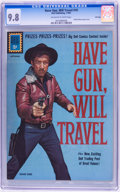 Silver Age (1956-1969):Western, Have Gun, Will Travel #10 File Copy (Dell, 1961) CGC NM/MT 9.8Off-white to white pages....