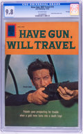 Silver Age (1956-1969):Western, Have Gun, Will Travel #13 File Copy (Dell, 1962) CGC NM/MT 9.8Off-white pages....