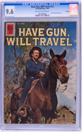 Silver Age (1956-1969):Western, Have Gun, Will Travel #12 File Copy (Dell, 1962) CGC NM+ 9.6Off-white to white pages....