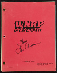 "Television Script Lot (Various, 1979-1982). Scripts (3) (Multiple Pages, 8.5"" X 11""). Miscellaneous. ... (Tota..."