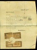 Colonial Notes:New Hampshire, New Hampshire April 29, 1780 $5....