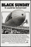 "Movie Posters:Crime, Black Sunday (Paramount, 1977). One Sheet (27"" X 41""). Crime.. ..."