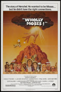 "Movie Posters:Comedy, Wholly Moses (Columbia, 1980). One Sheet (27"" X 41""). Comedy.. ..."