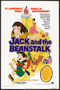 "Movie Posters:Animated, Jack and the Beanstalk (Columbia, 1976). One Sheet (27"" X 41"").Animated.. ..."