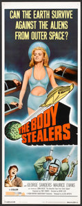 """Movie Posters:Science Fiction, The Body Stealers (Allied Artists, 1970). Insert (14"""" X 36""""). Science Fiction.. ..."""