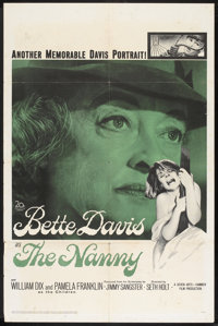 """The Nanny Lot (20th Century Fox, 1965). One Sheets (2) (27"""" X 41""""). Thriller. ... (Total: 2 Items)"""