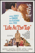 "Movie Posters:Drama, Life at the Top and Other Lot (Royal Films International, 1966). One Sheets (2) (27"" X 41""), and Lobby Card Set of 8 (11"" X ... (Total: 10 Items)"
