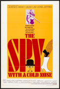"""Movie Posters:Comedy, The Spy With a Cold Nose Lot (Embassy, 1967). One Sheet (27"""" X 41"""") and Lobby Card Set of 8 (11"""" X 14""""). Comedy.. ... (Total: 9 Items)"""