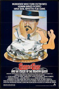 """Charlie Chan and the Curse of the Dragon Queen Lot (American Cinema, 1981). One Sheets (2) (27"""" X 41""""). Myster..."""