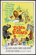 "Movie Posters:Comedy, Zebra in the Kitchen Lot (MGM, 1965). One Sheets (2) (27"" X 41""). Comedy.. ... (Total: 2 Items)"