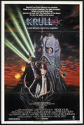 """Movie Posters:Fantasy, Krull Lot (Columbia, 1983). One Sheets (2) (27"""" X 41""""). Fantasy.. ... (Total: 2 Items)"""