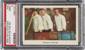 Non-Sport Cards:Singles (Post-1950), 1959 Fleer Three Stooges #49 PSA Mint 9....
