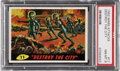 "Non-Sport Cards:Singles (Post-1950), 1962 Topps Mars Attacks #11 ""Destroy The City PSA NM-MT 8. ..."