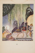 Books:Children's Books, Arthur Quiller-Couch. The Twelve Dancing Princesses. New York: George H. Doran, n.d. x, 244 pages. Illustrated with ...