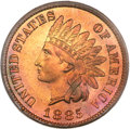Proof Indian Cents, 1885 1C PR68 Red and Brown PCGS....