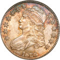 Bust Half Dollars, 1828 50C Square Base 2, Small 8, Large Letters MS65 NGC....