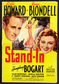 "Movie Posters:Comedy, Stand-In (United Artists, 1937). Pressbook (Multiple Pages, 12"" X 18""). Comedy.. ..."