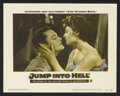 """Movie Posters:War, Jump Into Hell (Warner Brothers, 1955). Lobby Card Set of 8 (11"""" X14""""). War.. ... (Total: 8 Items)"""
