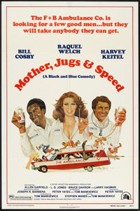 """Mother, Jugs & Speed (20th Century Fox, 1976). One Sheet (27"""" X 41"""") Style B. Comedy"""