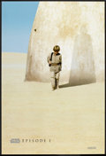 """Movie Posters:Science Fiction, Star Wars: Episode I - The Phantom Menace (20th Century Fox, 1999). One Sheet (27"""" X 40"""") SS Advance Syle A. Science Fiction..."""