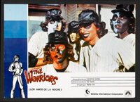 """The Warriors (Paramount, 1979). Spanish Lobby Cards (11) (9.5"""" X 13""""). Action. ... (Total: 11 Items)"""