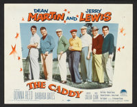 """The Caddy (Paramount, 1953). Lobby Card Set of 8 (11"""" X 14""""). Sports. ... (Total: 8 Items)"""