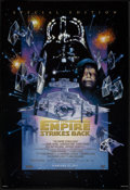 """Movie Posters:Science Fiction, The Empire Strikes Back (20th Century Fox, R-1997). Special Edition One Sheet (27"""" X 40"""") SS Advance Style C. Science Fictio..."""