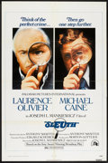 """Movie Posters:Mystery, Sleuth (20th Century Fox, 1972). One Sheet (27"""" X 41""""). Mystery.. ..."""