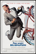 """Movie Posters:Comedy, Pee-Wee's Big Adventure (Warner Brothers, 1985). One Sheet (27"""" X 41""""). Comedy.. ..."""