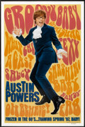 """Movie Posters:Comedy, Austin Powers: International Man of Mystery (New Line, 1997). One Sheet (27"""" X 41"""") SS Advance. Comedy.. ..."""