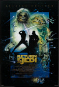"""Movie Posters:Science Fiction, Return of the Jedi (20th Century Fox, R-1997). One Sheet (27"""" X 40"""") DS Advance Style D. Science Fiction.. ..."""