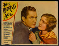"""Movie Posters:Comedy, This Reckless Age (Paramount, 1931). Lobby Cards (7) (11"""" X 14""""). Comedy.. ... (Total: 7 Items)"""