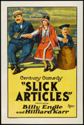 "Movie Posters:Comedy, Slick Articles (Universal, 1925). One Sheet (27"" X 41""). Comedy.. ..."