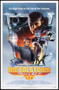 """Movie Posters:Science Fiction, Metalstorm: The Destruction of Jared-Syn (Universal, 1983). One Sheet (27"""" X 41""""). Science Fiction.. ..."""