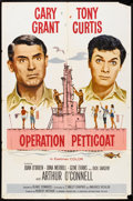 """Movie Posters:Comedy, Operation Petticoat (Universal International, 1959). One Sheet (27"""" X 41""""). Comedy.. ..."""