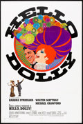 """Movie Posters:Musical, Hello, Dolly! (20th Century Fox, 1969). One Sheet (27"""" X 41""""). Musical.. ..."""