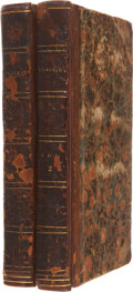 Books:First Editions, [James Fennimore Cooper]. The Prairie; A Tale. Philadelphia:Carey, Lea & Carey, 1827. First American edition. V... (Total:2 Items)