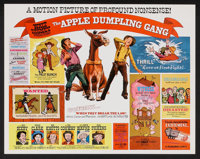 "The Apple Dumpling Gang (Buena Vista, 1975). Lobby Card Set of 9 (11"" X 14""). Comedy. ... (Total: 9 Items)"