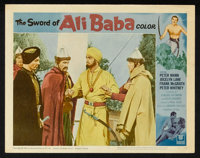 "The Sword of Ali Baba (Universal, 1965). Lobby Cards (7) (11"" X 14""). Adventure. ... (Total: 7 Items)"