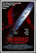 """Movie Posters:Horror, Leatherface: Texas Chainsaw Massacre III (New Line, 1990). One Sheet (27"""" X 41""""). Horror.. ..."""
