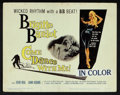 """Movie Posters:Mystery, Come Dance With Me! (Kingsley International, 1960). Title Lobby Card and Lobby Card (11"""" X 14""""). Mystery.. ... (Total: 2 Items)"""