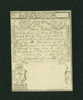 Colonial Notes:Rhode Island, Rhode Island August 22, 1738 3s Cohen Reprint Extremely Fine-AboutNew....